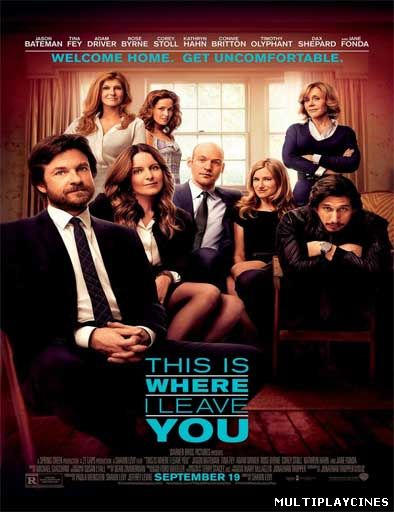 Ahí os quedáis / This is where I leave you (2014)